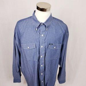 Chaps Ralph Lauren 2XL lightweight shirt